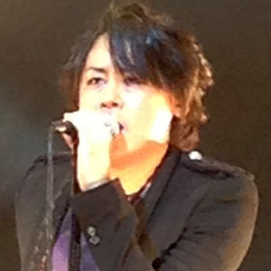 Rock Singer Ryuichi Kawamura - age: 50