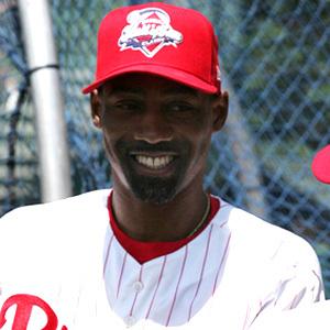 baseball player Doug Glanville - age: 46