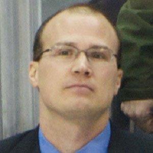 Hockey player Davis Payne - age: 50