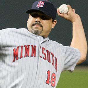 baseball player Eddie Guardado - age: 50