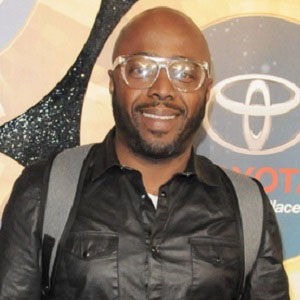 Comedian Donnell Rawlings - age: 46