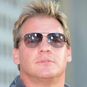 Wrestler Chris Jericho - age: 47
