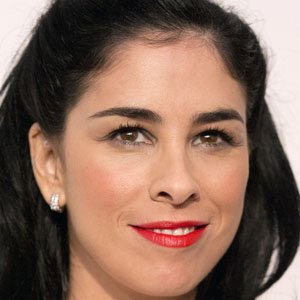 Comedian Sarah Silverman - age: 50