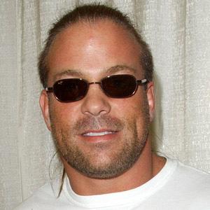 Wrestler Rob Van Dam - age: 46