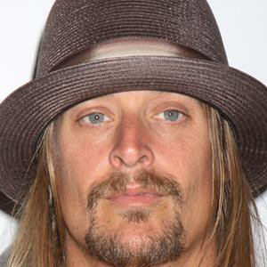 Rock Singer Kid Rock - age: 50