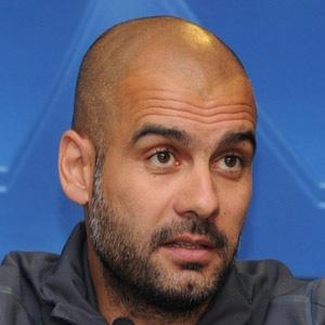 Soccer Player Josep Guardiola - age: 50