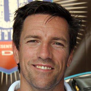 Hockey player Patrice Brisebois - age: 49