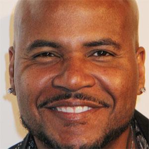 TV Actor Vincent M. Ward - age: 50