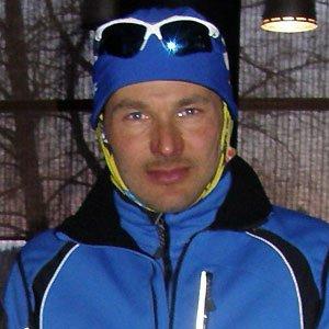 Skier Andrus Veerpalu - age: 49