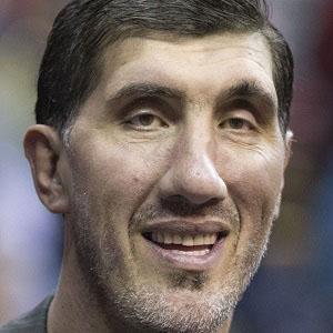 Basketball Player Gheorghe Muresan - age: 49