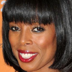 TV Actress Tasha Smith - age: 49