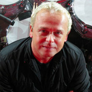 Drummer Christian Eigner - age: 49