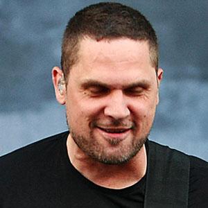 Bassist Anders Kjolholm - age: 49
