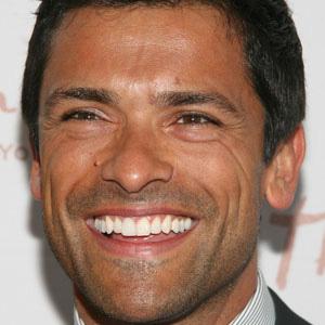 TV Actor Mark Consuelos - age: 50