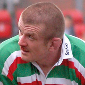 Rugby Player Graham Rowntree - age: 49