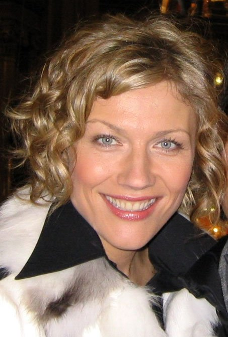 TV Actress Natasha Stefanenko - age: 49