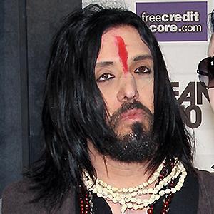 Guitarist Twiggy Ramirez - age: 46