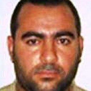 Criminal Abu Bakr Al-Baghdadi - age: 49