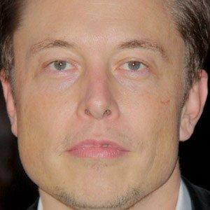 Entrepreneur Elon Musk - age: 49