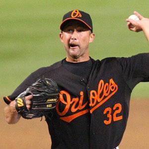 baseball player Jamie Walker - age: 45