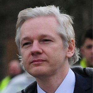 Entrepreneur Julian Assange - age: 50