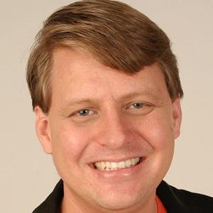 Radio host Adam Christianson - age: 49