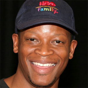 TV Actor Lawrence Gilliard Jr. - age: 49