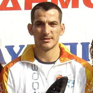 Weight Lifter Pyrros Dimas - age: 49