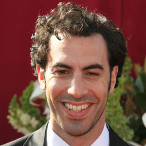 Movie Actor Sacha Baron Cohen - age: 49