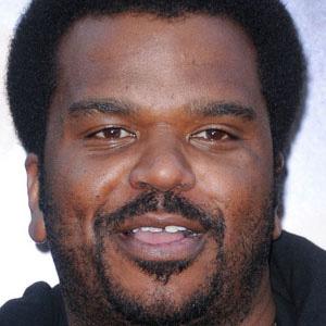 TV Actor Craig Robinson - age: 49