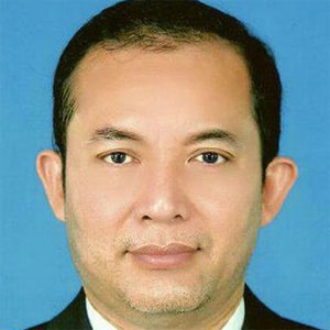 Politician Khem Veasna - age: 49