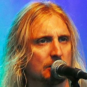 Guitarist Oscar Dronjak - age: 49