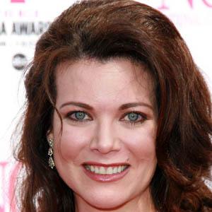 TV Actress Katie Barberi - age: 49