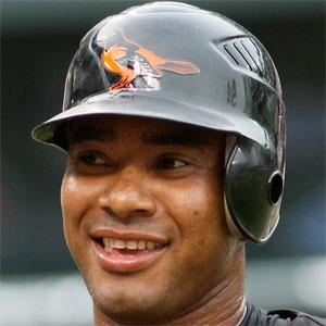 baseball player Melvin Mora - age: 48