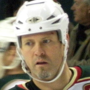 Hockey player Owen Nolan - age: 48