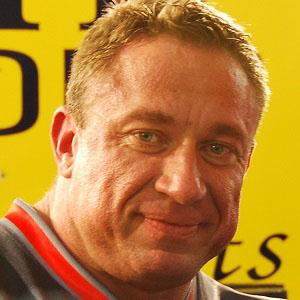 Bodybuilder Markus Ruhl - age: 45
