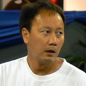 Male Tennis Player Michael Chang - age: 45