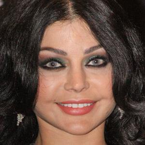 World Music Singer Haifa Wehbe - age: 48