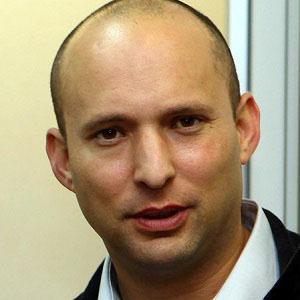 Politician Naftali Bennett - age: 48
