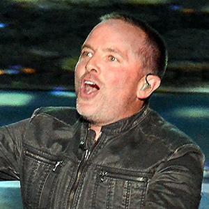 Rock Singer Chris Tomlin - age: 49