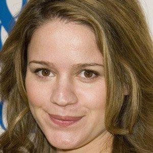 TV Actress Anna Belknap - age: 48