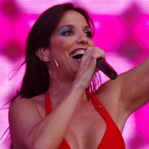 Pop Singer Ivete Sangalo - age: 48