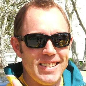Cyclist Shane Kelly - age: 48