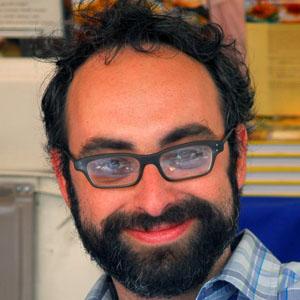 Novelist Gary Shteyngart - age: 48