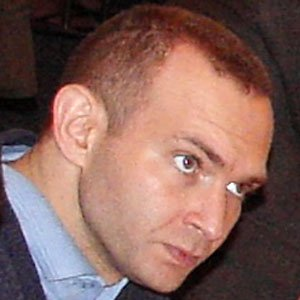 Chess Player Vadim Milov - age: 48