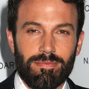 Movie Actor Ben Affleck - age: 48