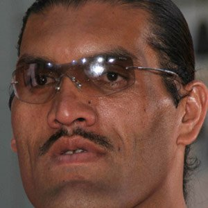 Wrestler Dalip Singh Rana - age: 48