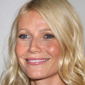 Movie actress Gwyneth Paltrow - age: 48