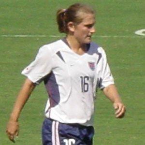 Soccer Player Tiffeny Milbrett - age: 44
