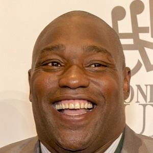 Football player Warren Sapp - age: 44